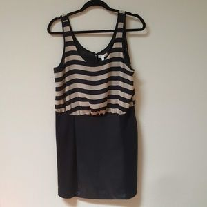 [Gianni Bini] NWT Black Mini Dress